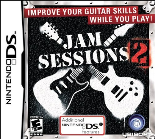 Ninds Jam Sessions 2 Can Be Used On A Ds But Has Addt'l Dsi Features