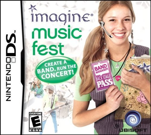 Nintendo Ds Imagine Music Fest