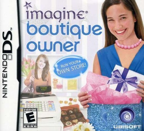 Nintendo Ds Imagine Boutique Owner