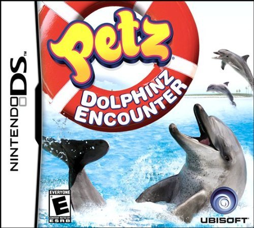 Nintendo Ds Petz Dolphinz Encounter