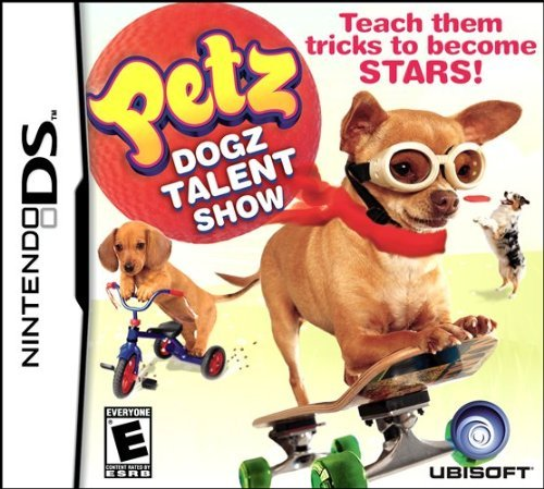 Nintendo Ds Petz Dogz Talent Show