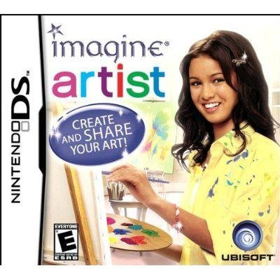 Nintendo Ds Imagine Artist