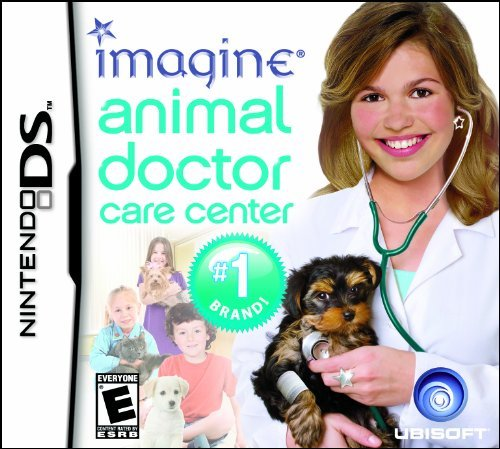 Nintendo Ds Imagine Animal Doctor Care Center Orders Due04 30 10