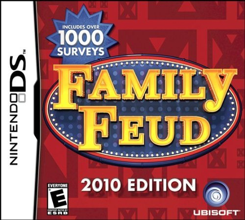Nintendo Ds Family Feud Ubisoft