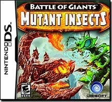 Ninds Battle Of Giants Mutant Insect Ubisoft