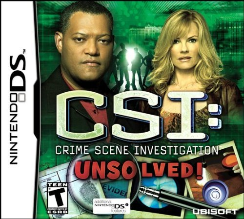 Ninds Csi Unsolved