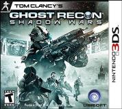 Nintendo 3ds Ghost Recon Shadow Wars