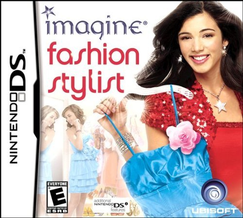 Nintendo Ds Imagine Fashion Stylist
