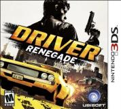 Nintendo 3ds Driver Renegade Ubisoft Entertainment Inc. M