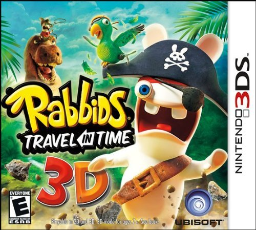Nin3ds Rabbids Travel In Time