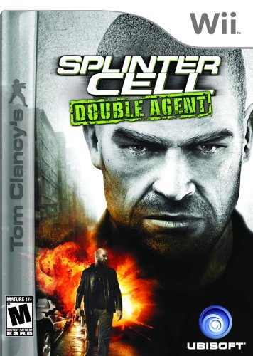 Wii Splinter Cell Double Agent Ubi Soft
