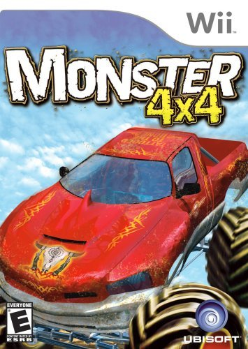Wii Monster Truck 4x4 World Circuit