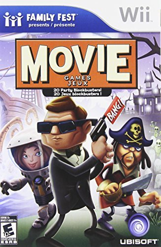 Wii Movie Games