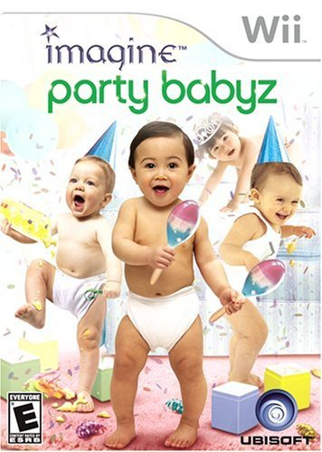 Wii Imagine Party Babyz