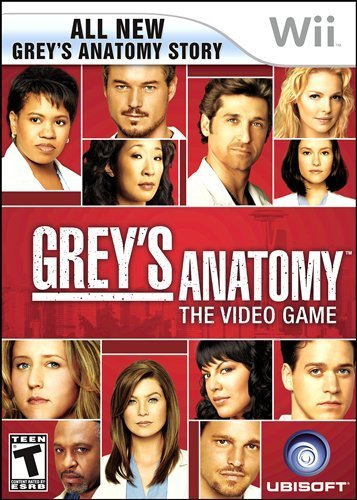 Wii Greys Anatomy