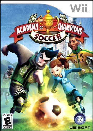 Wii Academy Of Champions Soccer