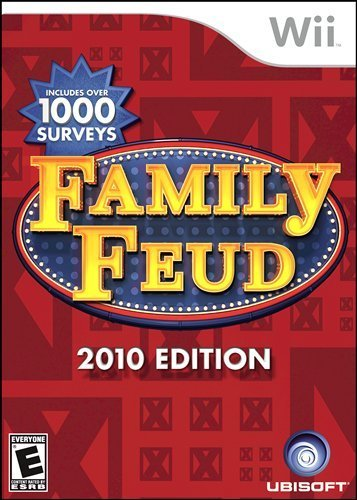 Wii Family Feud 2010