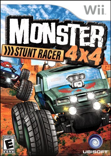 Wii Monster 4x4 Stunt Racer