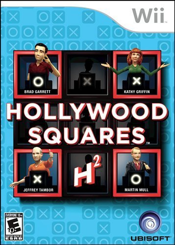 Wii Hollywood Squares