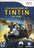 Wii Adventures Of Tintin The Game