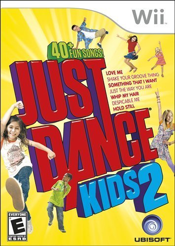 Wii Just Dance Kids 2 E