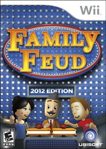 Wii Family Feud 2012