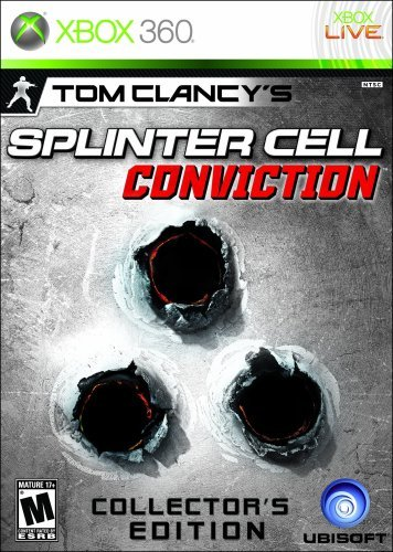 Xbox 360 Tom Clancy's Splinter Cell Con