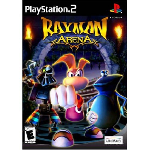 Ps2 Rayman Arena Rp