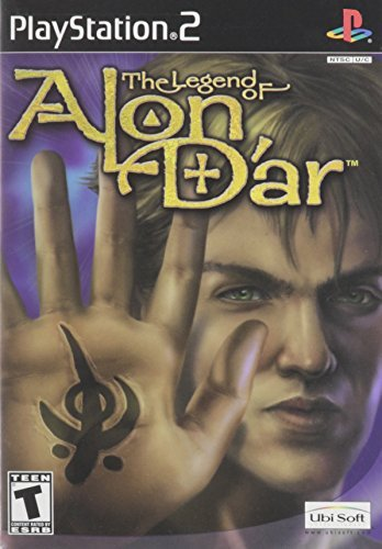 Ps2 Legend Of Alon D'ar Rp