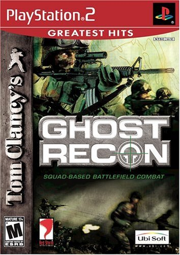Ps2 Ghost Recon M