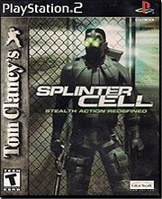 Ps2 Splinter Cell