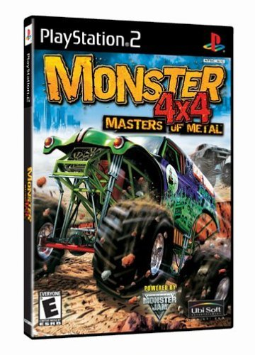 Ps2 Monster 4x4 Masters Of Metal