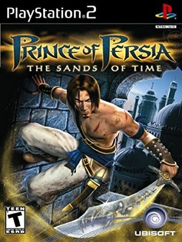 Ps2 Prince Of Persia Sands Of Time