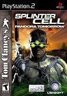 Ps2 Splinter Cell Pandora Tomorrow
