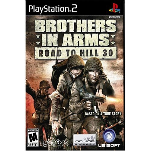 Ps2 Brothers In Arms