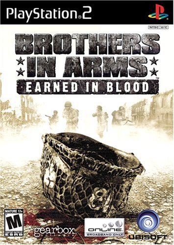 Ps2 Brothers In Arms Earned Blood