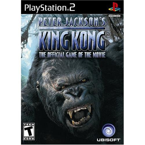 Ps2 King Kong