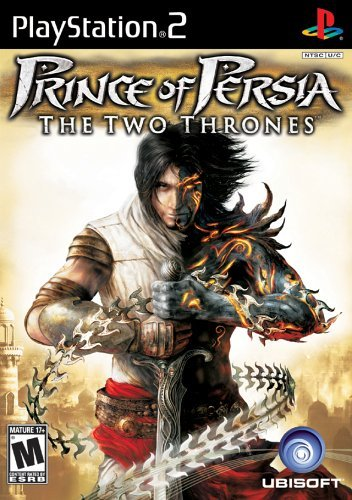 Ps2 Prince Of Persia 3 Two Thrones