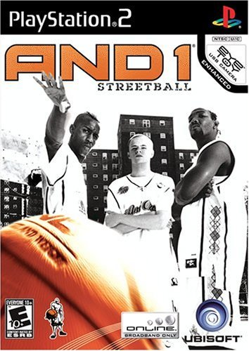 Ps2 And1 Streetball