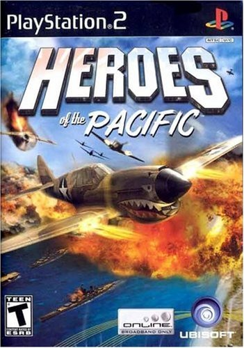 Ps2 Heroes Of The Pacific Ubisoft