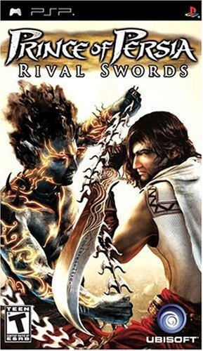 Psp Prince Of Persia Rival Swords