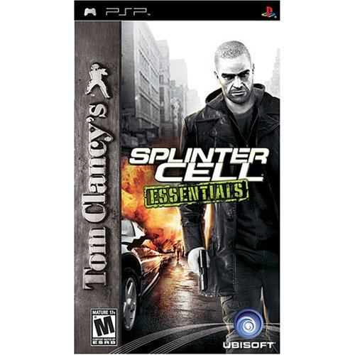 Psp Splinter Cell Essentials