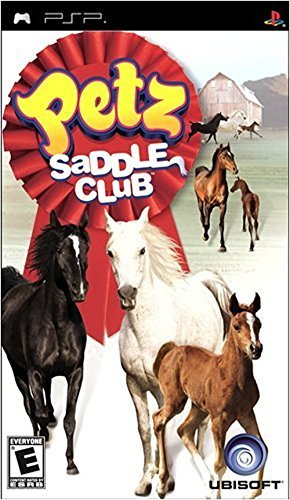 Psp Petz Saddle Club