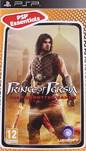 Psp Prince Of Persia Forgotten Sands Orders Due 04 30 10 Street Dated