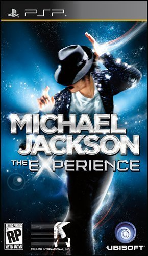 Psp Michael Jackson The Experience Ubisoft