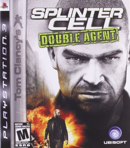Ps3 Tom Clancy's Splinter Cell Dou