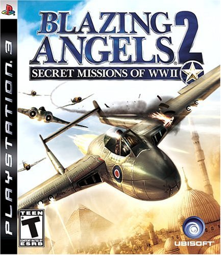 Ps3 Blazing Angels 2