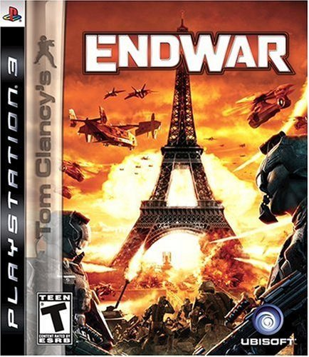 Ps3 Tom Clancy's End War