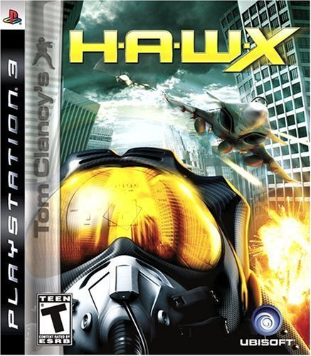 Ps3 Tom Clancy's H.A.W.X. Ubisoft