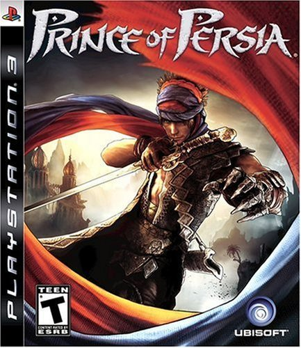 Ps3 Prince Of Persia Ubisoft T